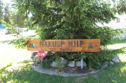 Nakusp Mobile Home Park SOLD